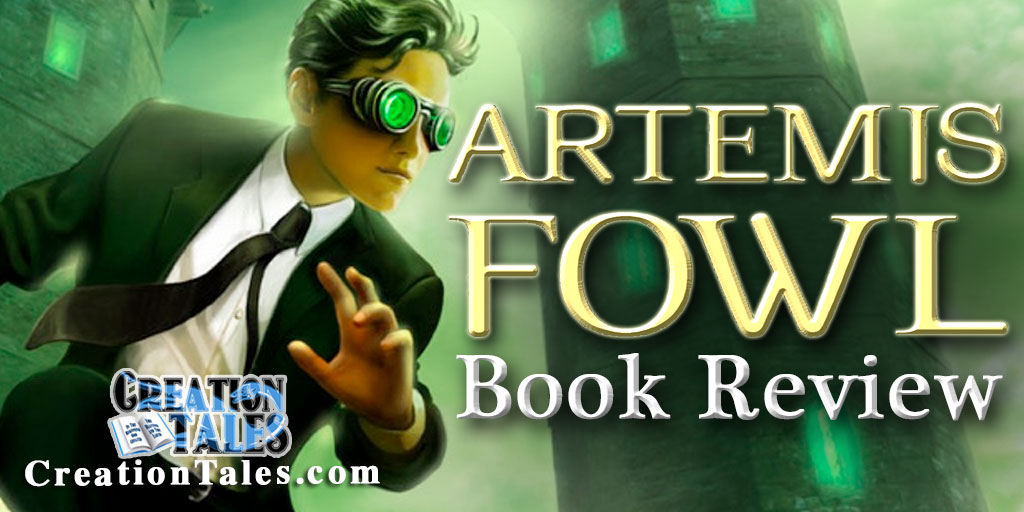 Book Review - Artemis Fowl by Eoin Colfer