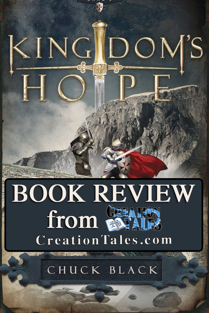 Book Review - Kingdom's Hope by Chuck Black