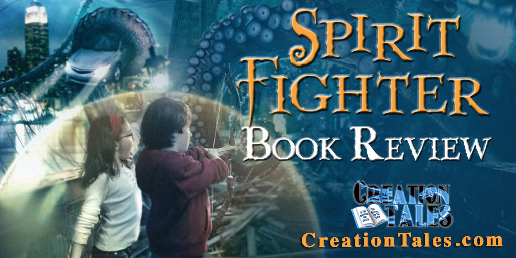 Book Review - Spirit Fighter by Jerel Law