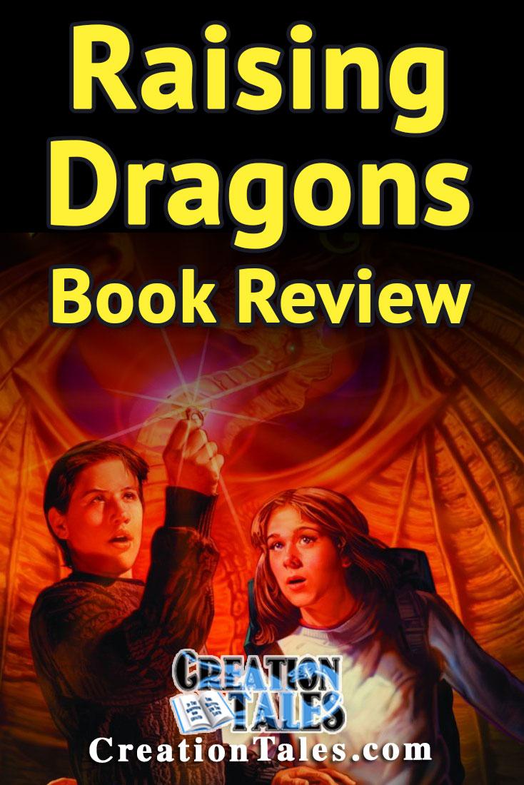 Book Review - Raising Dragons by Bryan Davis
