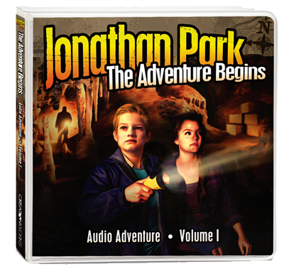 Jonathan Park - The Adventure Begins